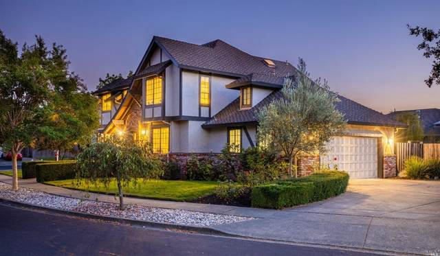 4207 Chardonnay Court, Napa, CA 94558 (#22025348) :: Corcoran Global Living