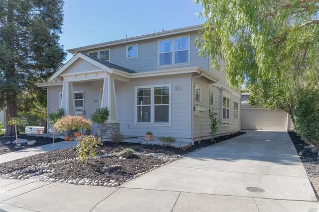 3953 Lucero Street, Napa, CA 94558 (#22025359) :: Hiraeth Homes