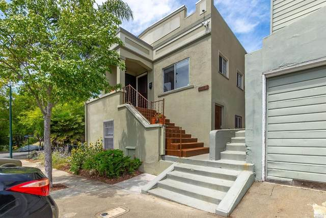 308 Capitol Street A-D, Vallejo, CA 94590 (#22025377) :: Corcoran Global Living