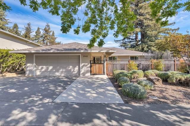 3560 Glenbrook Lane, Napa, CA 94558 (#22025386) :: Hiraeth Homes