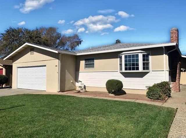 200 Taft Street, Fairfield, CA 94533 (#22025393) :: Team O'Brien Real Estate