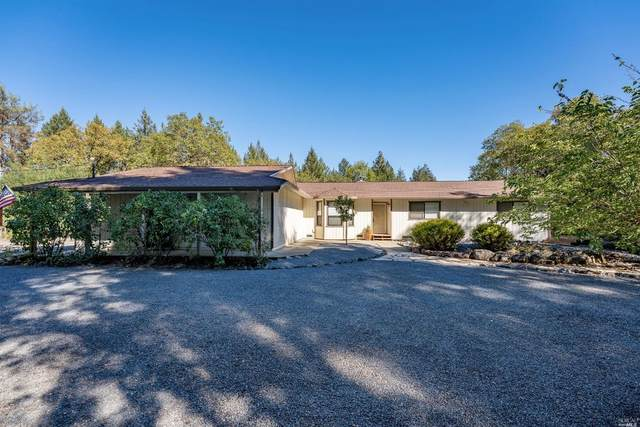 8481 Pinecrest Drive, Redwood Valley, CA 95470 (#22025415) :: Hiraeth Homes