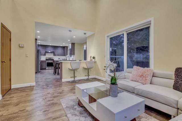 145 Wikiup Meadows Drive, Santa Rosa, CA 95403 (#22025428) :: Hiraeth Homes