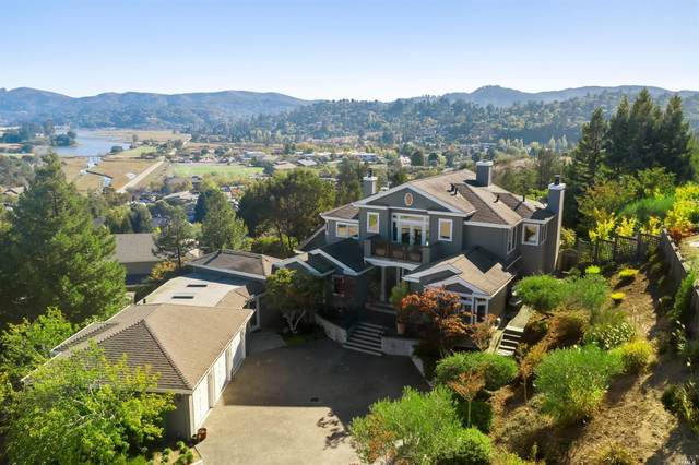 80 Kite Hill Lane, Mill Valley, CA 94941 (#22025434) :: Corcoran Global Living