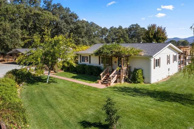 2850 Big Valley Road, Finley, CA 95435 (#22025473) :: Corcoran Global Living
