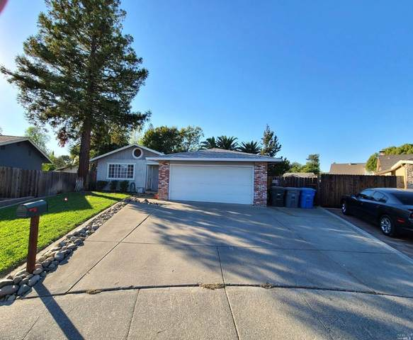 355 Franklin Court, Vacaville, CA 95687 (#22025476) :: Corcoran Global Living