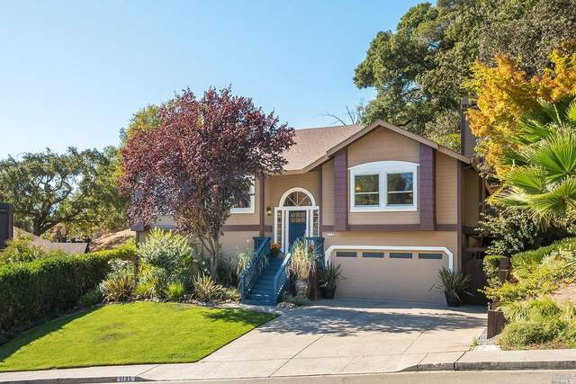 1135 Highland Drive, Novato, CA 94949 (#22025576) :: Hiraeth Homes