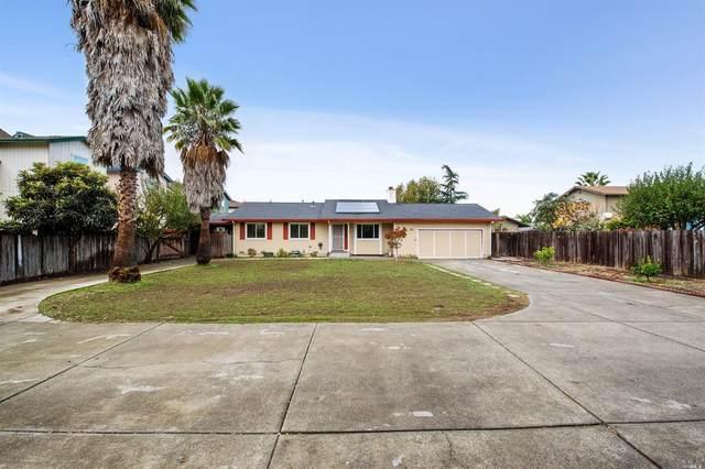 3275 Newmark Drive, Santa Rosa, CA 95407 (#22025585) :: Hiraeth Homes