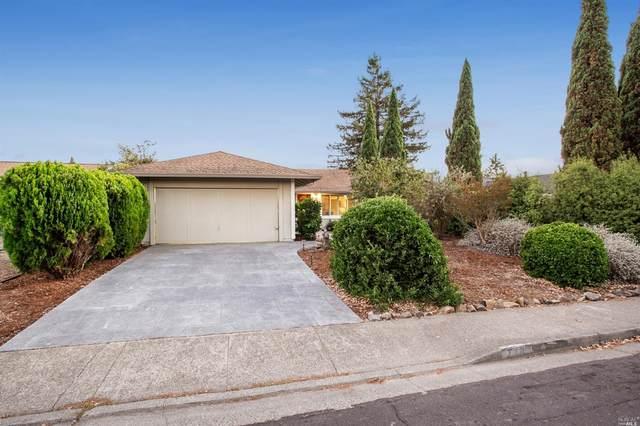 710 Lindsay Avenue, Rohnert Park, CA 94928 (#22025596) :: Hiraeth Homes