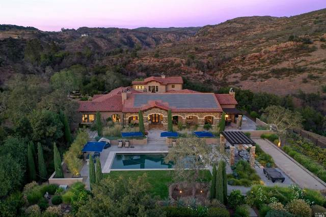 600 Alta Mesa Place, Napa, CA 94558 (#22025607) :: Hiraeth Homes