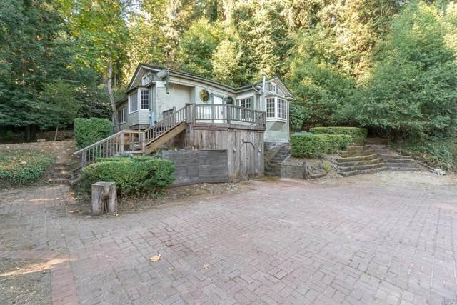 132 Redwood Drive, Woodacre, CA 94973 (#22025625) :: RE/MAX GOLD