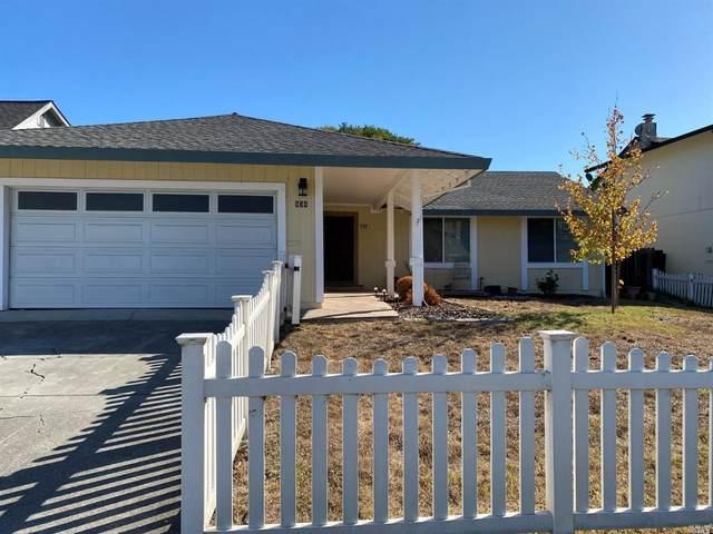 934 Elsa Court, Rohnert Park, CA 94928 (#22025676) :: Hiraeth Homes