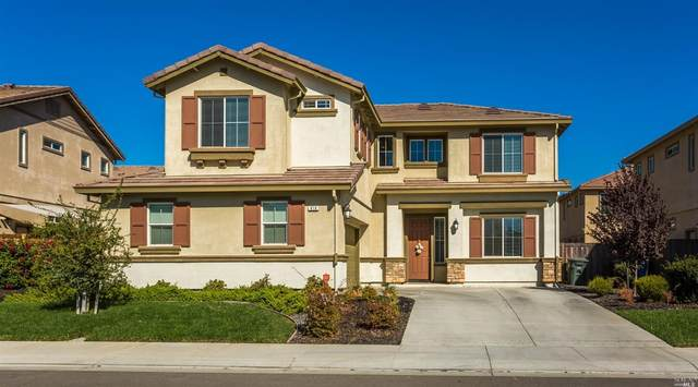 818 Legacy Road, Vacaville, CA 95688 (#22025705) :: HomShip