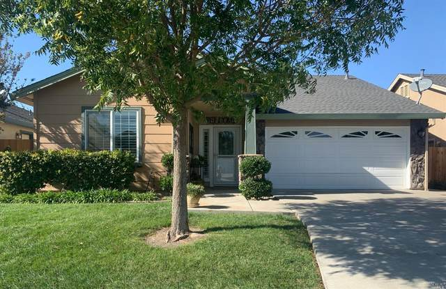 372 Grand Canyon Drive, Vacaville, CA 95687 (#22025739) :: Golden Gate Sotheby's International Realty