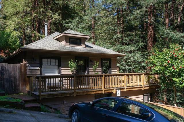 35 Cascade Way, Mill Valley, CA 94941 (#22025742) :: RE/MAX Accord (DRE# 01491373)