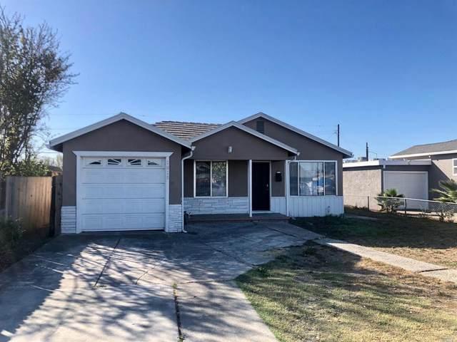 1815 Carolina Street, Vallejo, CA 94590 (#22025753) :: Hiraeth Homes