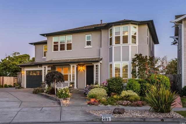 485 Hawk Drive, Petaluma, CA 94954 (#22025756) :: Rapisarda Real Estate
