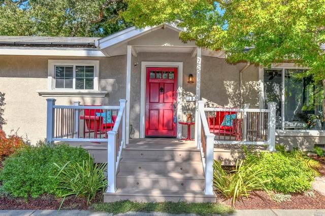 10 Quicksilver Lane, Napa, CA 94558 (#22025788) :: Hiraeth Homes