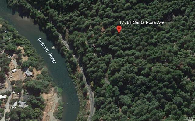 17781 Santa Rosa Avenue, Guerneville, CA 95446 (#22025844) :: Team O'Brien Real Estate