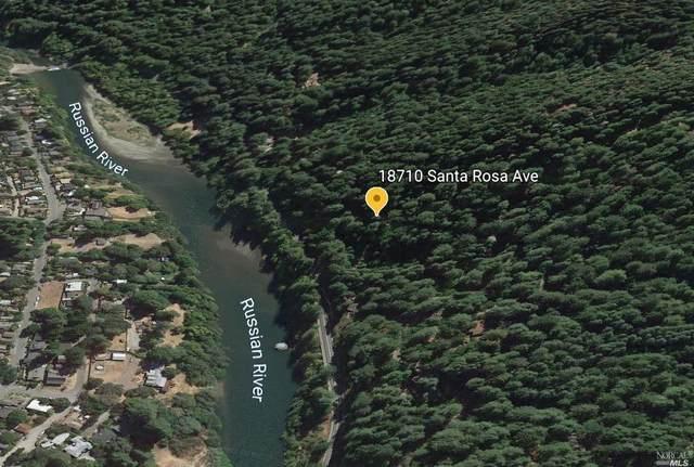 17810 Santa Rosa Avenue, Guerneville, CA 95446 (#22025848) :: Team O'Brien Real Estate