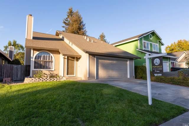 1328 Middlebrook Way, Rohnert Park, CA 94928 (#22025852) :: Rapisarda Real Estate