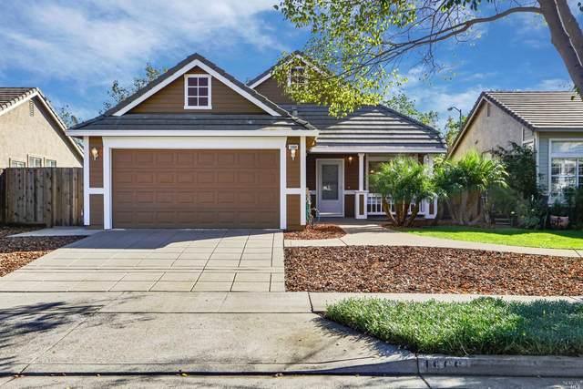 1666 Highland Circle, Fairfield, CA 94534 (#22025900) :: Team O'Brien Real Estate