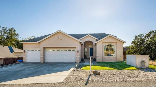 19023 Moon Ridge Road, Hidden Valley Lake, CA 95467 (#22025913) :: Rapisarda Real Estate