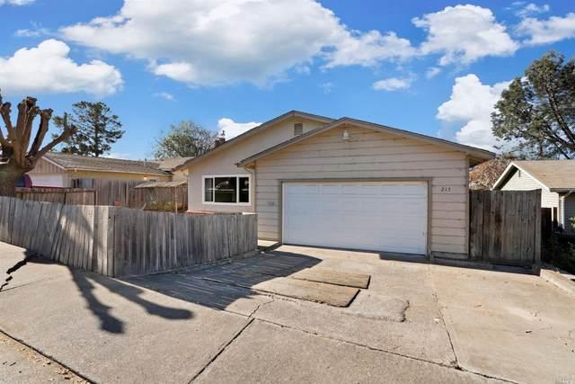 215 Redwing Street, Vallejo, CA 94589 (#22025923) :: Rapisarda Real Estate