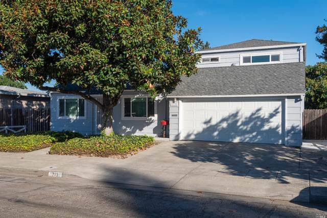 713 W 8th Street, Santa Rosa, CA 95401 (#22025930) :: HomShip