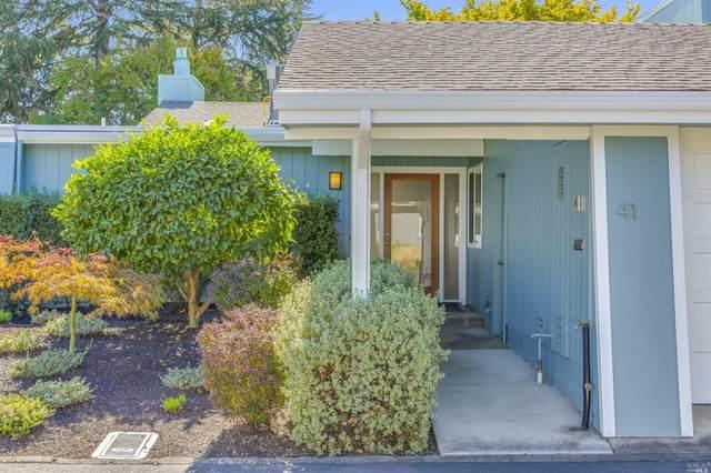 41 Creek Lane, Sonoma, CA 95476 (#22025942) :: Jimmy Castro Real Estate Group
