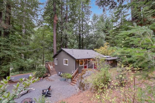 960 Austin Creek Road, Cazadero, CA 95421 (#22025948) :: Team O'Brien Real Estate