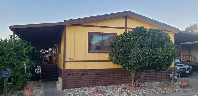 420 Sandstone Drive, Vallejo, CA 94589 (#22026007) :: Hiraeth Homes