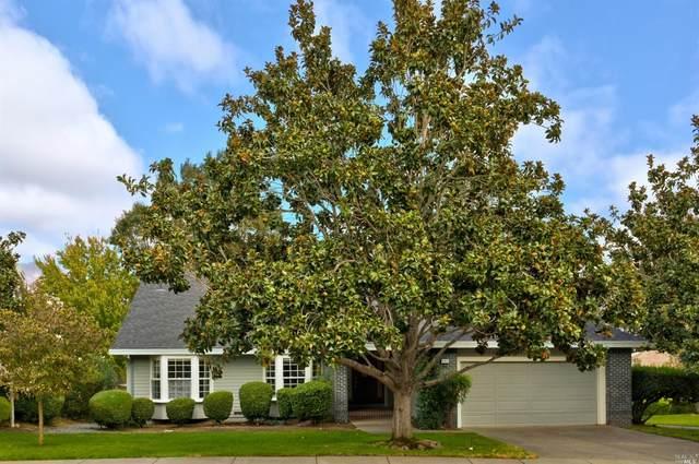 342 Singing Brook Circle, Santa Rosa, CA 95409 (#22026063) :: Hiraeth Homes