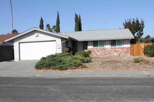 434 Tulip Street, Fairfield, CA 94533 (#22026084) :: Team O'Brien Real Estate