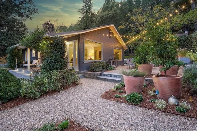 3220 Old Lawley Toll Road, Calistoga, CA 94515 (#22026085) :: Lisa Perotti | Corcoran Global Living