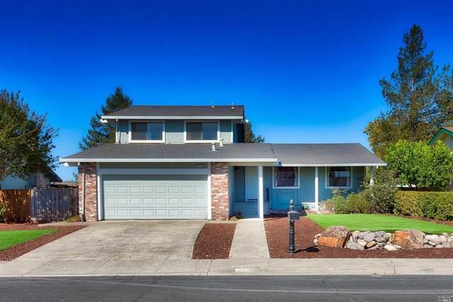 4967 Fern Place, Rohnert Park, CA 94928 (#22026112) :: RE/MAX GOLD