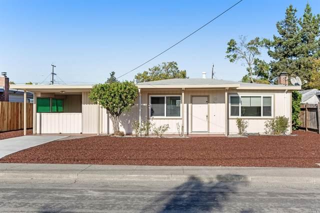 309 Coronado Drive, Petaluma, CA 94954 (#22026120) :: HomShip