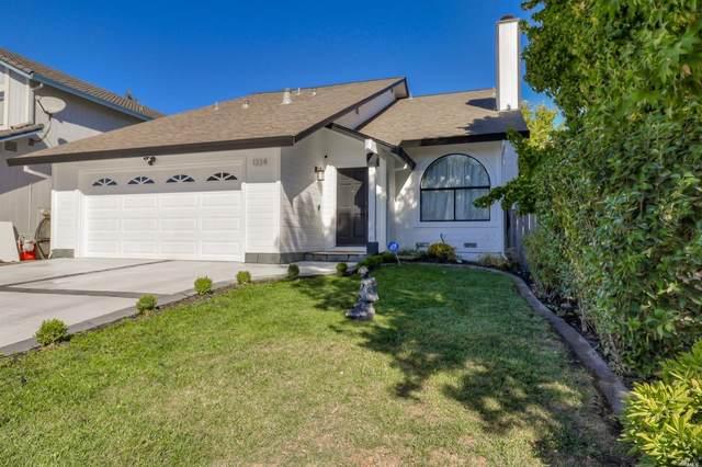 1334 Megan Place, Rohnert Park, CA 94928 (#22026167) :: RE/MAX GOLD