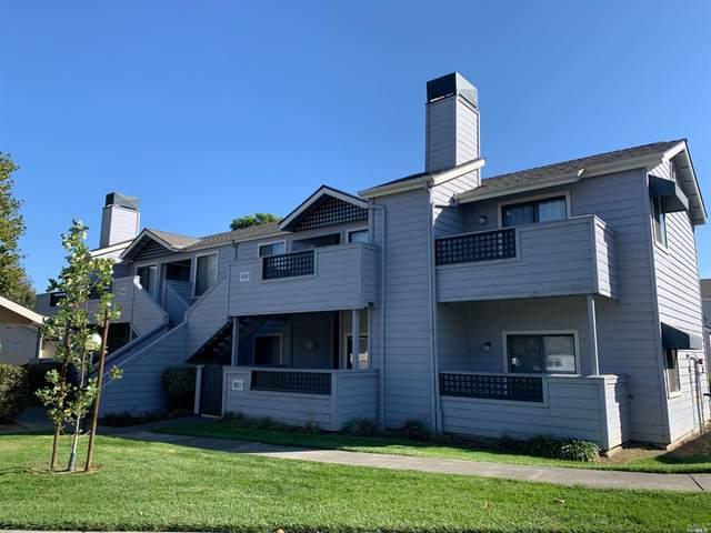 1201 Glen Cove Parkway #609, Vallejo, CA 94591 (#22026181) :: Team O'Brien Real Estate