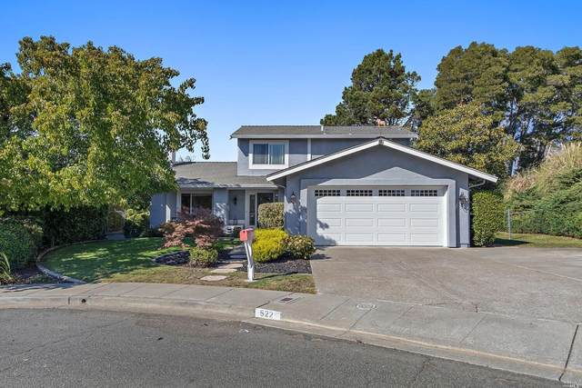 522 Baylor Court, Benicia, CA 94510 (#22026184) :: Jimmy Castro Real Estate Group