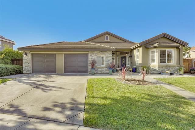 1030 Hidden Valley Drive, Petaluma, CA 94954 (#22026206) :: Rapisarda Real Estate