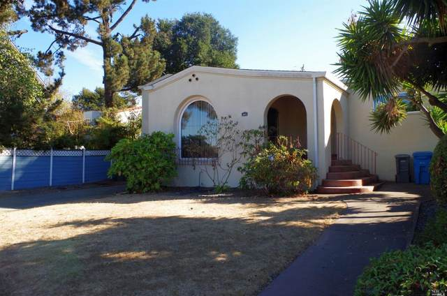437 Indiana Street, Vallejo, CA 94590 (#22026222) :: Corcoran Global Living
