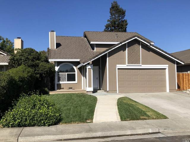 984 Wood Hollow Court, Fairfield, CA 94533 (#22026225) :: Corcoran Global Living