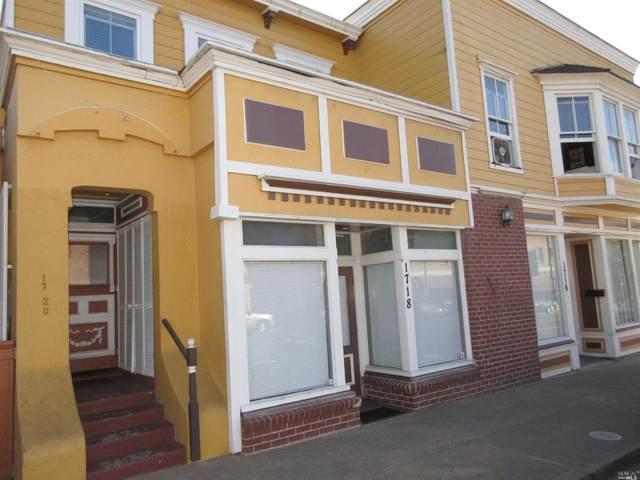 1714 Sonoma Boulevard, Vallejo, CA 94590 (#22026227) :: Rapisarda Real Estate