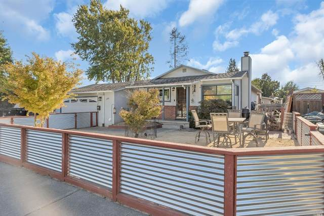 528 Murray Drive, Petaluma, CA 94954 (#22026264) :: Rapisarda Real Estate