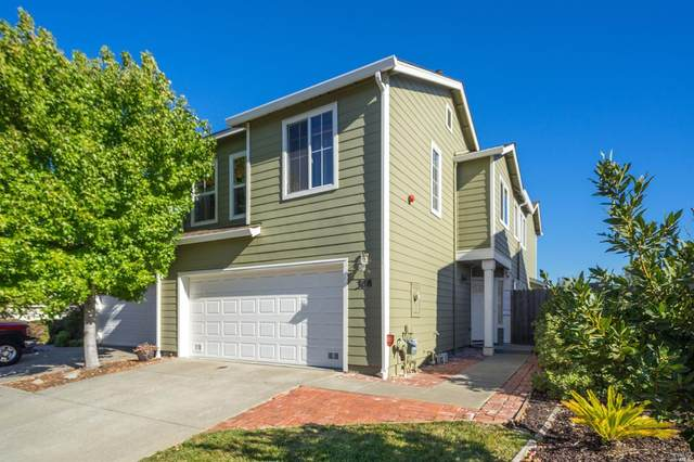 308 Clearpointe Drive, Vallejo, CA 94591 (#22026316) :: Corcoran Global Living