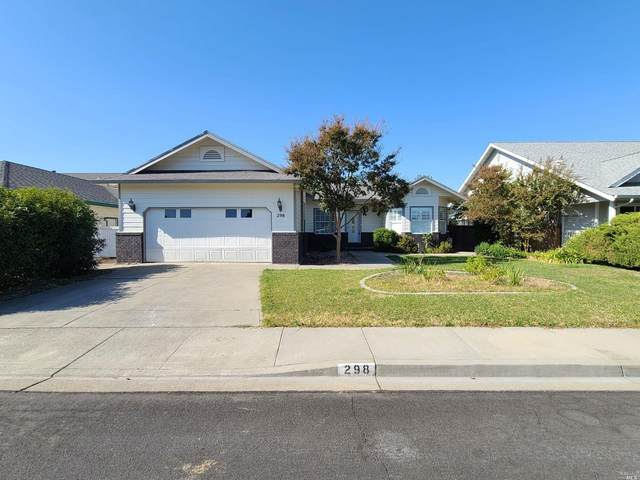 298 White Sands Drive, Vacaville, CA 95687 (#22026318) :: Hiraeth Homes