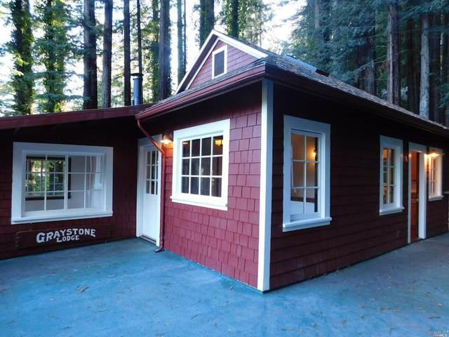 17770 Old Monte Rio Road, Guerneville, CA 95446 (#22026324) :: Team O'Brien Real Estate