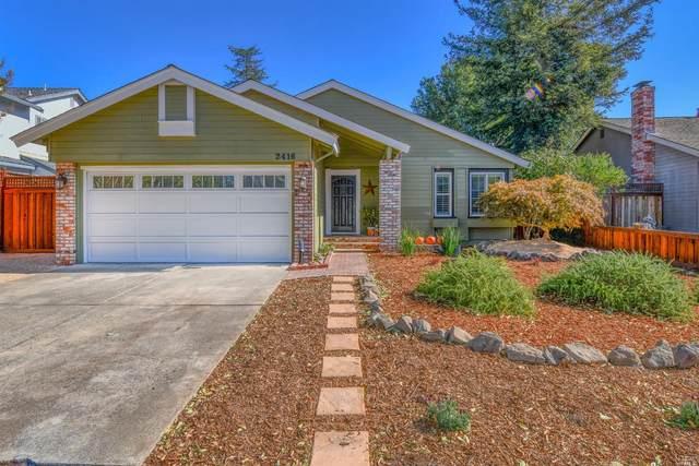 2416 Shoreline Drive, Napa, CA 94558 (#22026330) :: W Real Estate | Luxury Team