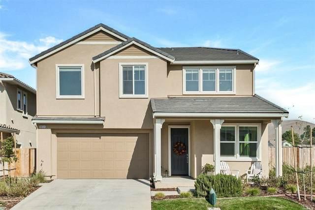 8854 Blue River Drive, Vallejo, CA 94591 (#22026388) :: Team O'Brien Real Estate